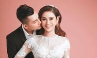 Lâm Khánh Chi và chồng- Phi Hùng.