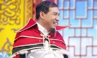 Tên tuổi của nghệ sĩ hài Quang Thắng gắn liền với một số chương trình như: Gặp nhau cuối tuần, Táo quân...