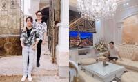 'MC giàu nhất Việt Nam' khoe biệt thự 'khủng' đang hoàn thiện