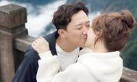 Trấn Thành và Hari Won cùng nhóm bạn thân đi du lịch ở Sapa.