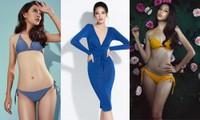 Những cô gái chân dài hơn 1m dự thi Hoa hậu Việt Nam 2020