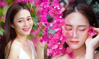 Cô gái Quảng Nam có gương mặt đẹp như minh tinh dự thi Hoa hậu Việt Nam 2020