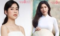 Nữ sinh Hàng không ghi danh tại Hoa hậu Việt Nam 2020