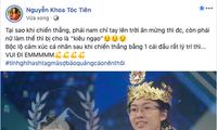 Showbiz 21/9: Quán quân Olympia 2020 bị chỉ trích kiêu ngạo, Tóc Tiên lên tiếng bênh vực