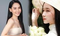 Nhan sắc trong veo của hai 'nàng thơ xứ Huế' lọt Bán kết Hoa hậu Việt Nam 2020