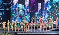 'Bỏng mắt' với phần trình diễn bikini của các thi sinh Hoa Hậu Việt Nam 2020