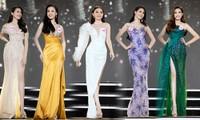 Sắc vóc quyến rũ của 15 thí sinh phía Bắc vào Chung kết Hoa hậu Việt Nam 2020