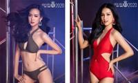 Hai cô gái Cần Thơ lọt Chung kết Hoa hậu Việt Nam 2020