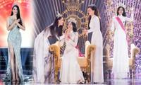 Hoa hậu Tiểu Vy nhắn nhủ tân Hoa hậu Việt Nam Đỗ Thị Hà điều gì khiến ai cũng xúc động?
