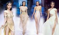 Dàn người đẹp của Hoa hậu Việt Nam 2020 thần thái cuốn hút trên sàn catwalk