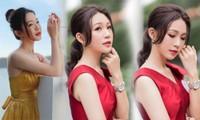 Nhan sắc tựa nàng thơ của 'Người đẹp được yêu thích nhất' Hoa hậu Việt Nam 2020