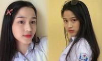 Mặt mộc xinh tươi, đáng yêu của Hoa hậu Đỗ Thị Hà thời cấp 3