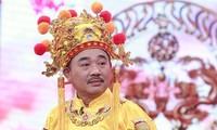 Nghệ sĩ Quốc Khánh.