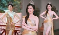 Nhan sắc yêu kiều của Người đẹp Hạ Long từng thi Hoa hậu Việt Nam