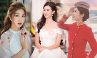 Những hotgirl là tiếp viên hàng không từng thi Hoa hậu Việt Nam giờ ra sao?