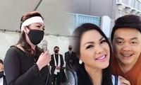 Vợ cố nghệ sĩ Chí Tài gửi 83.000 USD cho Hoài Linh làm từ thiện