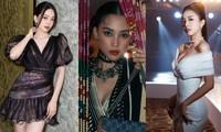 Top 3 Hoa hậu Việt Nam 2018: Tiểu Vy thần thái sang chảnh, Phương Nga-Thúy An ngày càng quyến rũ