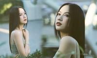 Cô gái có làn da đẹp nhất Hoa hậu Việt Nam 2020 xinh 'mong manh như sương khói'