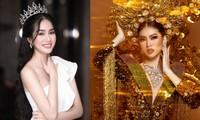 Á hậu Phương Anh: 'Hi vọng Ngọc Thảo sẽ là Miss Grand International đầu tiên của Việt Nam'