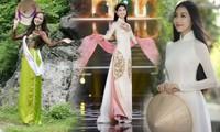 Những người đẹp Áo dài của Hoa hậu Việt Nam giờ ra sao?