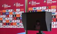 Công nghệ VAR trên sân Mỹ Đình trước trận Việt Nam - Australia