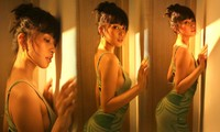 Những lần Hoa hậu Tiểu Vy khoe vai trần gợi cảm 'gây thương nhớ'