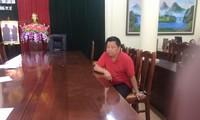 Ông Voòng bị khởi tố, tạm giam 4 tháng để điều tra hành vi buôn bán ma túy. Ảnh: Duy Chiến
