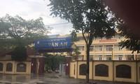 """Nhiều em học sinh """"lớp nhô"""" ở Trường THPT Chu Văn An (Lạng Sơn) bỗng nhiên có những điểm thi cao vút *ảnh: Duy Chiến"""