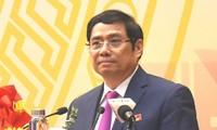 Đại hội đảng bộ tỉnh Lạng Sơn lần thứ XVII long trọng tổ chức tại Trung tâm hội nghị tỉnh Lạng Sơn .Ảnh: Duy Chiến