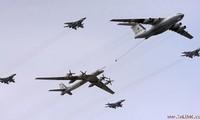 Hé lộ lí do Nga huấn luyện ném bom bằng máy bay vận tải Il-76