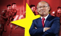 HLV Park Hang-seo- nhà cầm quân vừa giúp Việt Nam giành vị trí á quân giải U23 châu Á xúc động chia sẻ về thành tích của đội tuyển U23 Việt Nam.