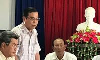 Ông Nguyễn Tấn Khương, Chánh văn phòng, người phát ngôn UBND tỉnh Bạc Liêu