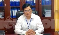 PGĐ Sở GD&ĐT Lào Cai Đỗ Minh Tâm trao đổi về vụ việc.