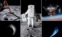 Ly kỳ chuyến chinh phục mặt trăng đầu tiên của con người