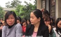 Gần 300 giáo viên ở Sóc Sơn có nguy cơ thất nghiệp.