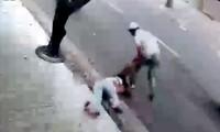 Toàn cảnh một vụ cướp túi xách manh động ở Sài Gòn