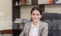 Tân Giám đốc Sở GD-ĐT Bình Dương - Nguyễn Thị Nhật Hằng.