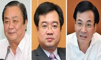 Kết quả kiểm phiếu phê chuẩn 2 Phó Thủ tướng và 12 Bộ trưởng