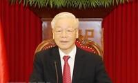 Tổng Bí thư sẽ dự Hội nghị giữa ĐCS Trung Quốc với các chính đảng