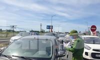 Người đàn ông chạy xe ô tô từ Bình Dương về Nghệ An dương tính với SARS-CoV-2