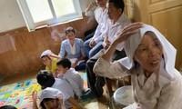Phát hiện nhiều người lớn, trẻ nhỏ đang thực hiện nghi lễ 'Hội thánh Đức chúa trời mẹ'
