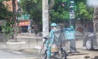 Xuất hiện ổ dịch mới: Thành phố Vinh phong tỏa diện hẹp, cấm shipper tự do
