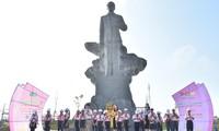 Hà Tĩnh tổ chức nhiều hoạt động kỷ niệm 115 năm ngày sinh cố Tổng Bí thư Hà Huy Tập