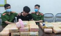 Nhận chở 31 kg ma túy để lấy 20 triệu tiền công