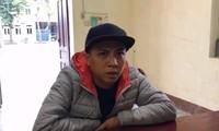 Tài xế taxi dương tính ma túy điều khiển xe từ Hà Nội vào Nghệ An
