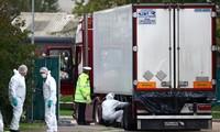 Thảm kịch 39 người chết trên container: Nghệ An cung cấp đường dây nóng