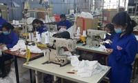 ĐVTN Nghệ An may hàng ngàn khẩu trang tặng người dân chống dịch
