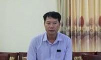 Tạm giam nguyên chủ tịch UBND xã về hành vi lừa đảo