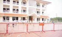 'Mục sở thị' 2 khu cách ly tập trung tại tỉnh Nghệ An