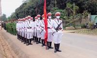 Chủ tịch nước truy tặng Huân chương cho Đại úy công an hy sinh khi bắt tội phạm